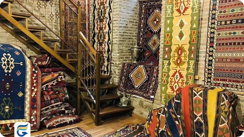 صنایع دستی و بافندگی گرجستان