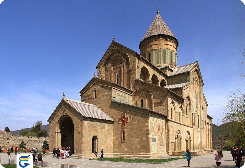 بنا های تاریخی تفلیس گرجستان