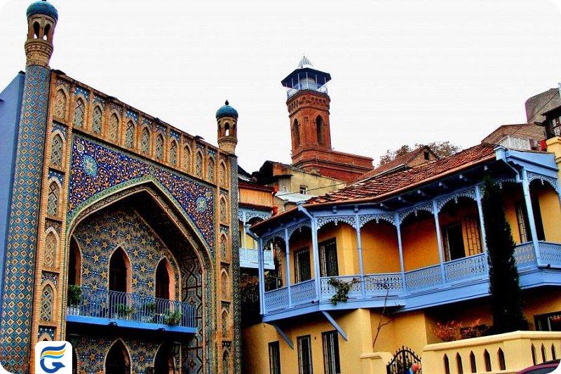 مساجد قدیمی تفلیس
