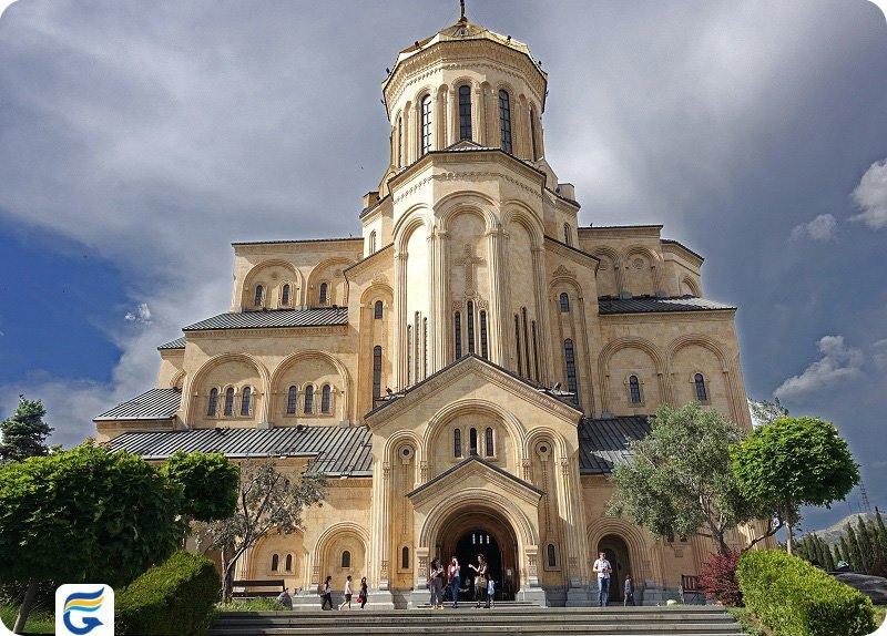 امکان تاریخی و مذهبی تفلیس گرجستان