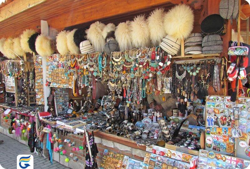 بازار آنتیک باتومی - قاره پیما