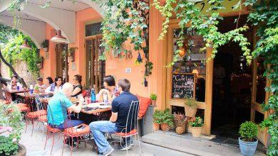 بهترین رستوران و کافه های تفلیس
