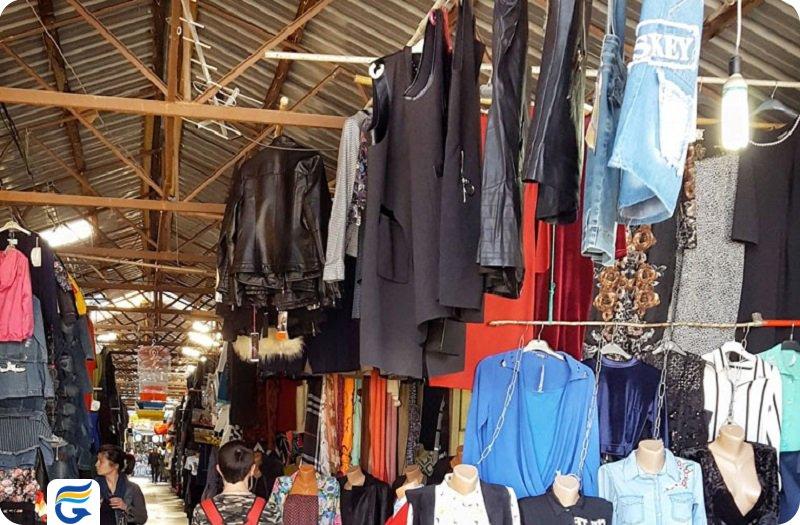 لیست بازارهای خیابانی در باتومی