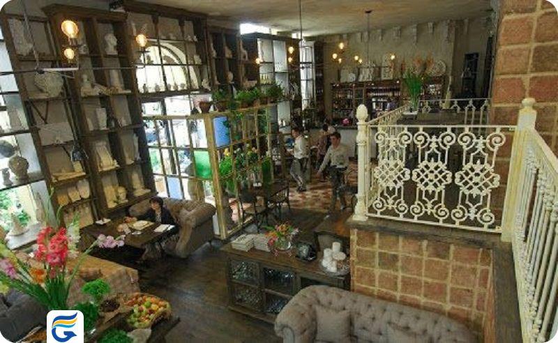 ارزانترین کافه و رستوران در باتومی