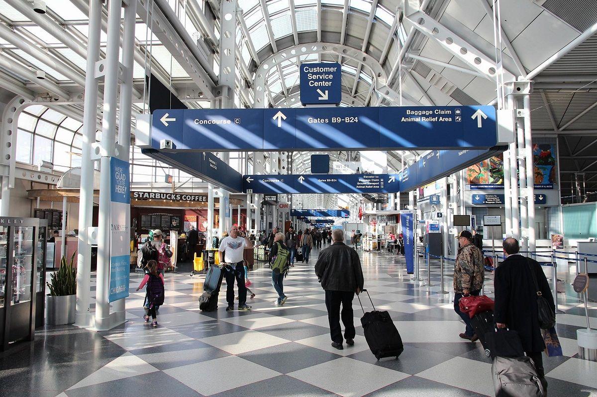 فرودگاه شیکاگو