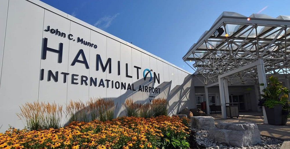 فرودگاه بینالمللی جان سی منرو همیلتن و خرید بلیط رفت و برگشت تهران تورنتو