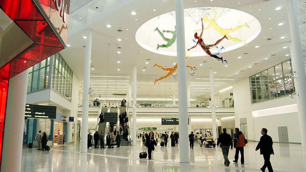فرودگاه بینالمللی پیرسون تورنتو و قیمت بلیط ارزان تورنتو