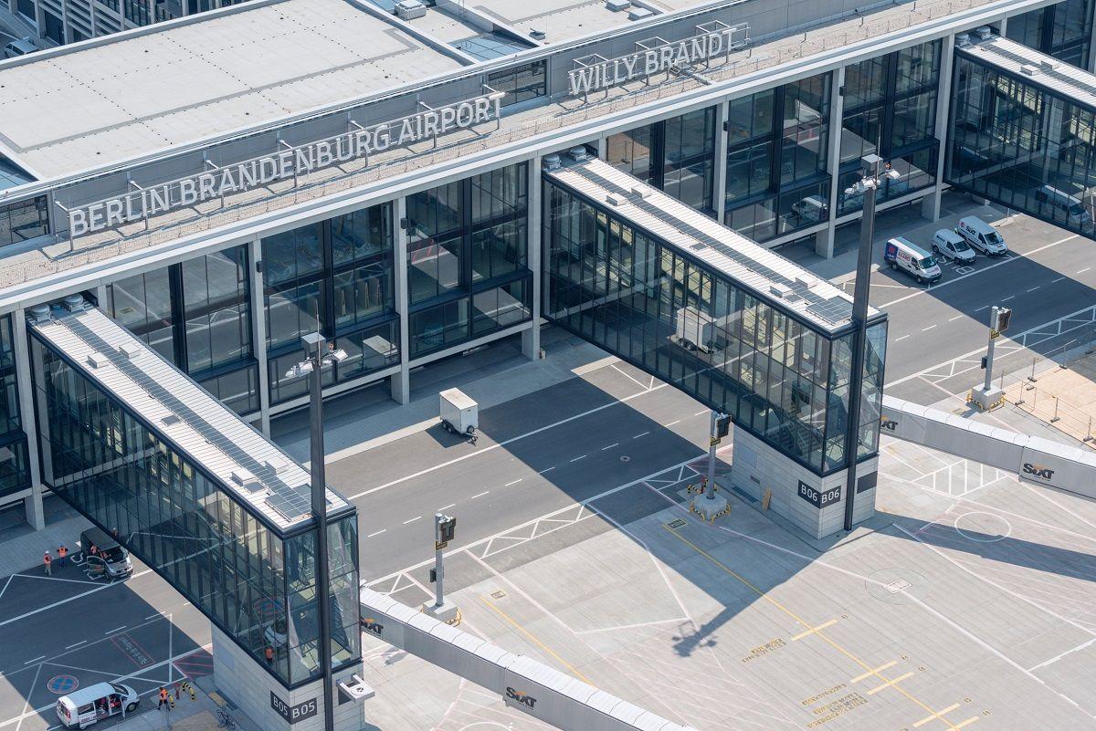فرودگاه های برلین