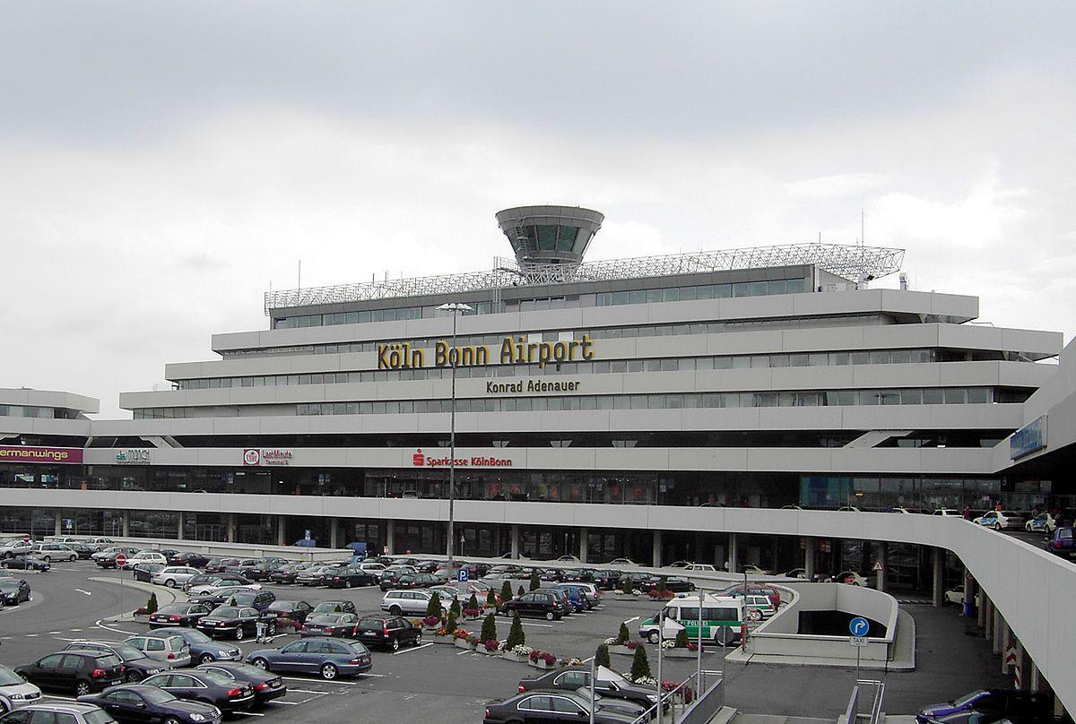 فرودگاه کلن