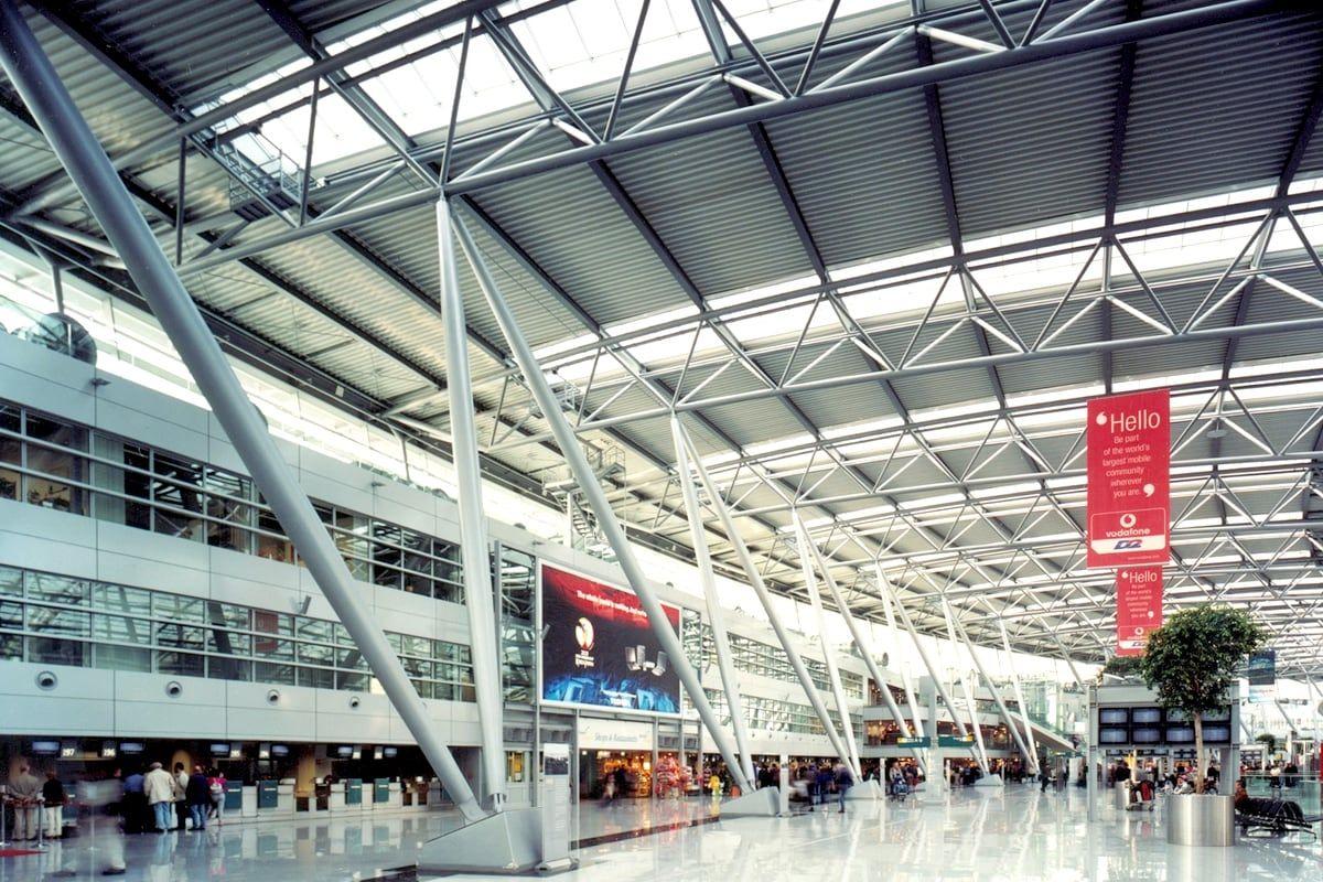 فرودگاه دوسلدورف