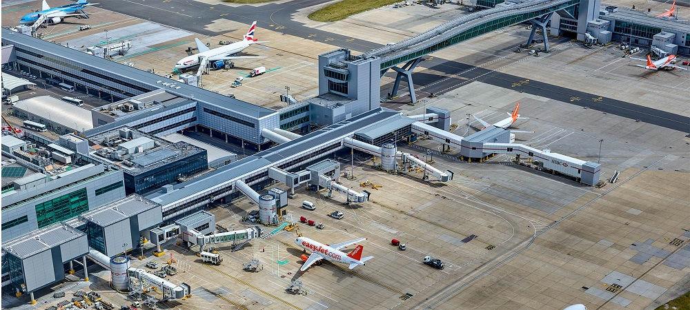 فرودگاه گاتویک لندن و قیمت بلیط هواپیما به لندن