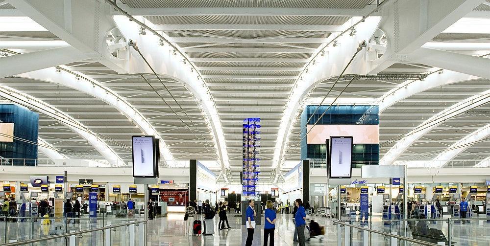 فرودگاه هیترو لندن و رزرو آنلاین بلیط لندن