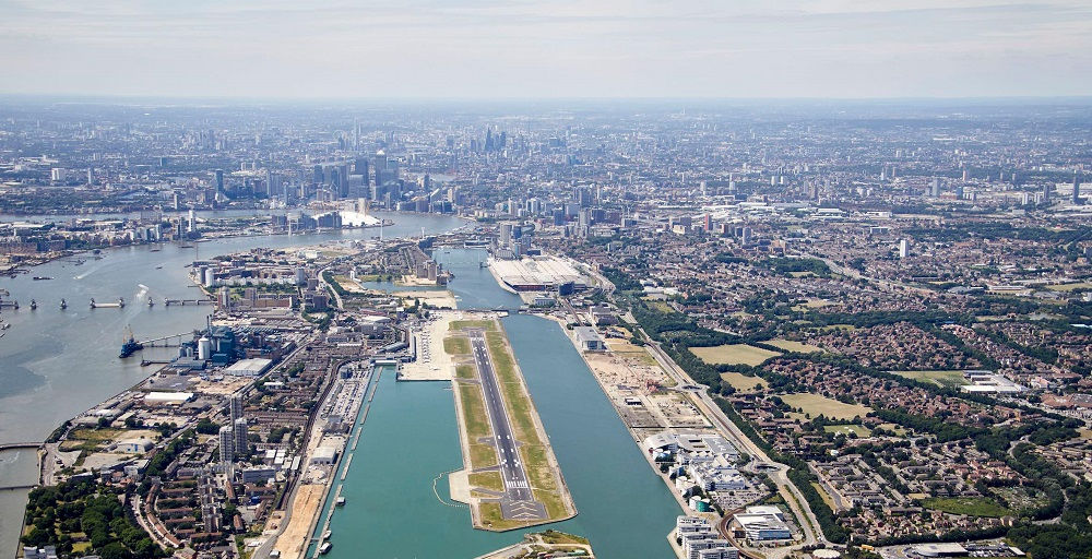 فرودگاه لندن سیتی و خرید بلیط ارزان لندن