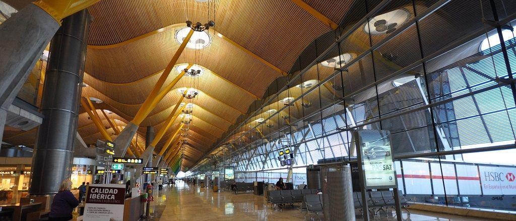 فرودگاه مادرید
