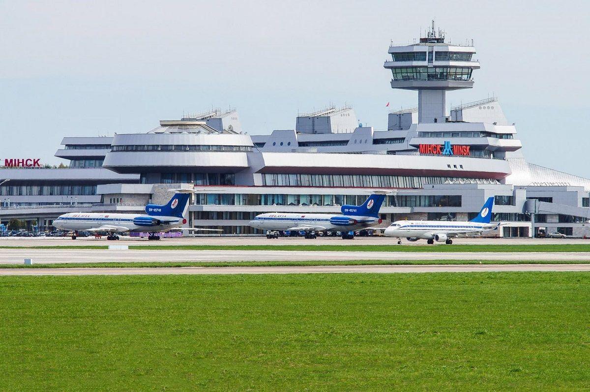 فرودگاه مینسک
