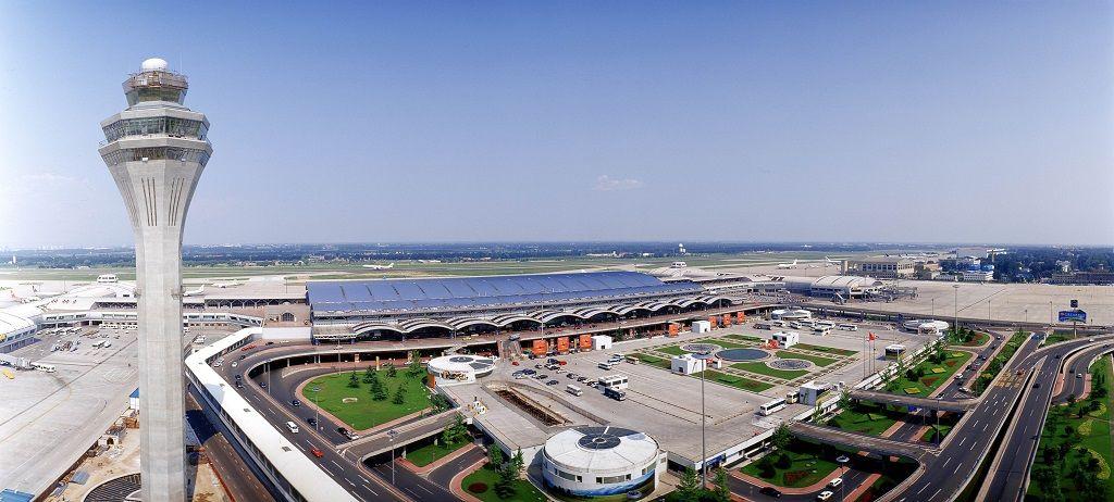 فرودگاه اصلی پکن