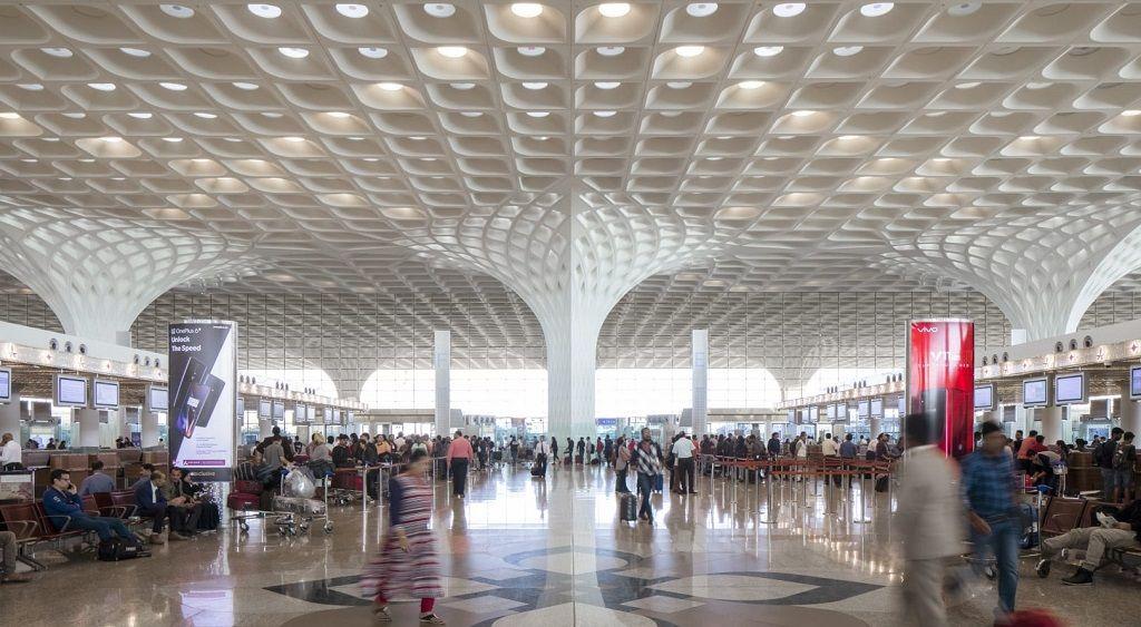 فرودگاه اصلی بمبئی