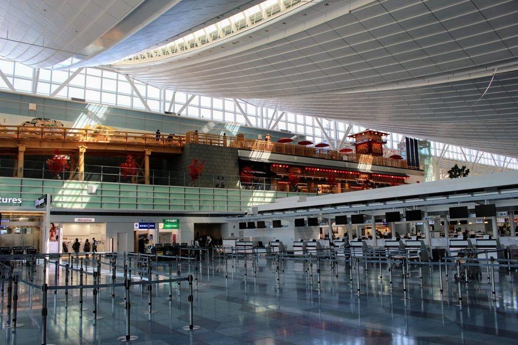 فرودگاه اصلی توکیو