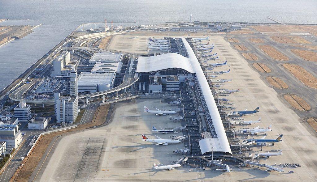 فرودگاه اوزاکا