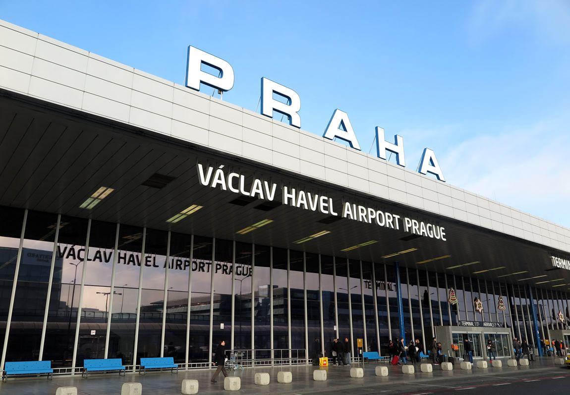 فرودگاه پراگ