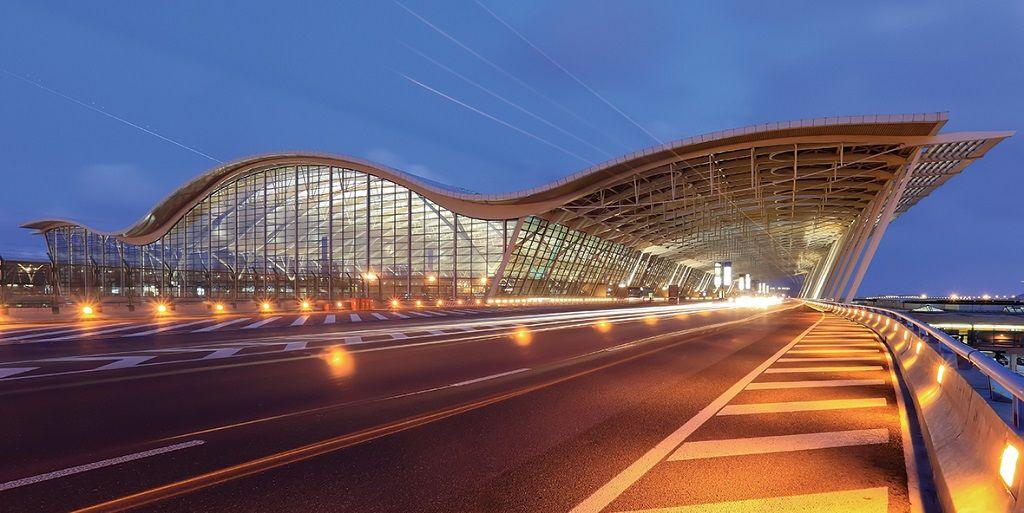 فرودگاه اصلی شانگهای