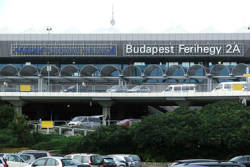 فرودگاه بوداپست
