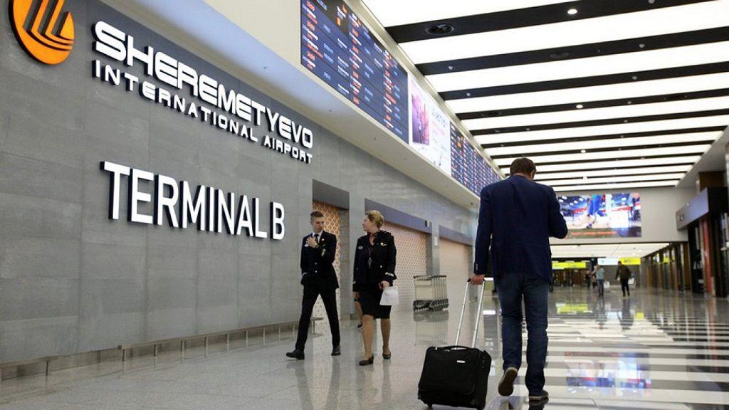 فرودگاه های اصلی مسکو