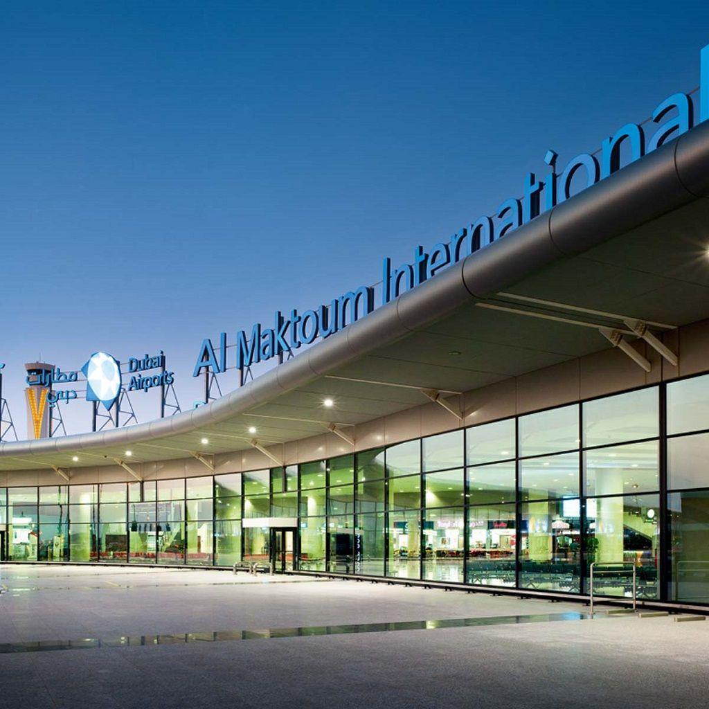 فرودگاه ال مکتوم دبی