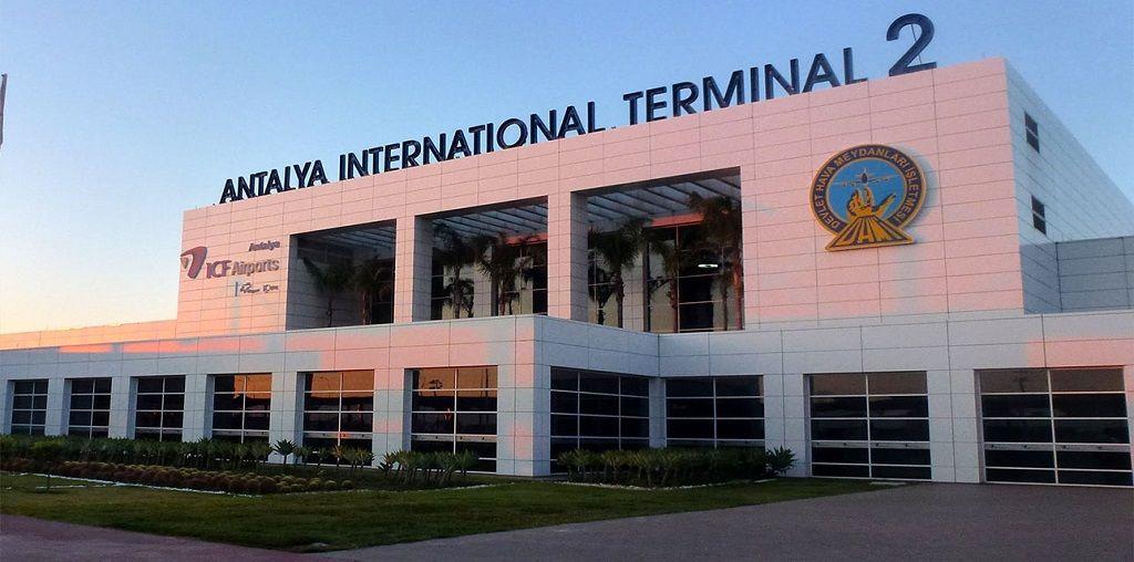 فرودگاه اصلی آنتالیا