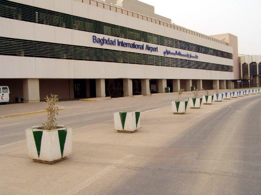 فرودگاه اصلی بغداد