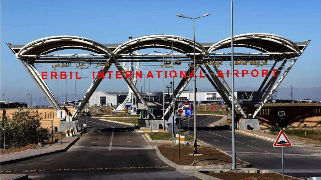 فرودگاه اصلی اربیل