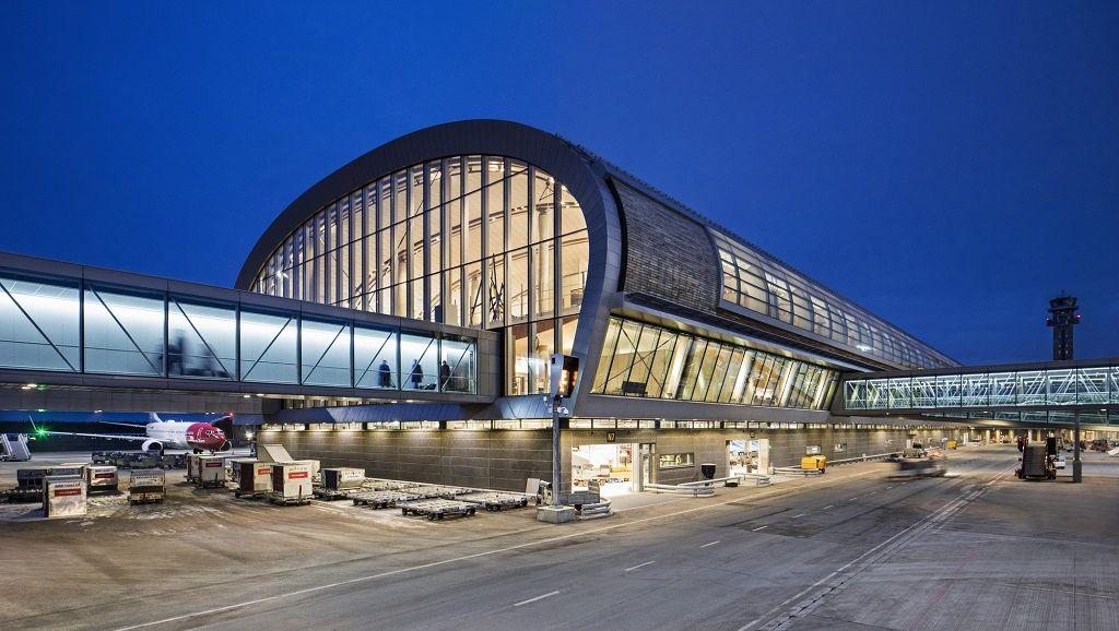 فرودگاه اسلو
