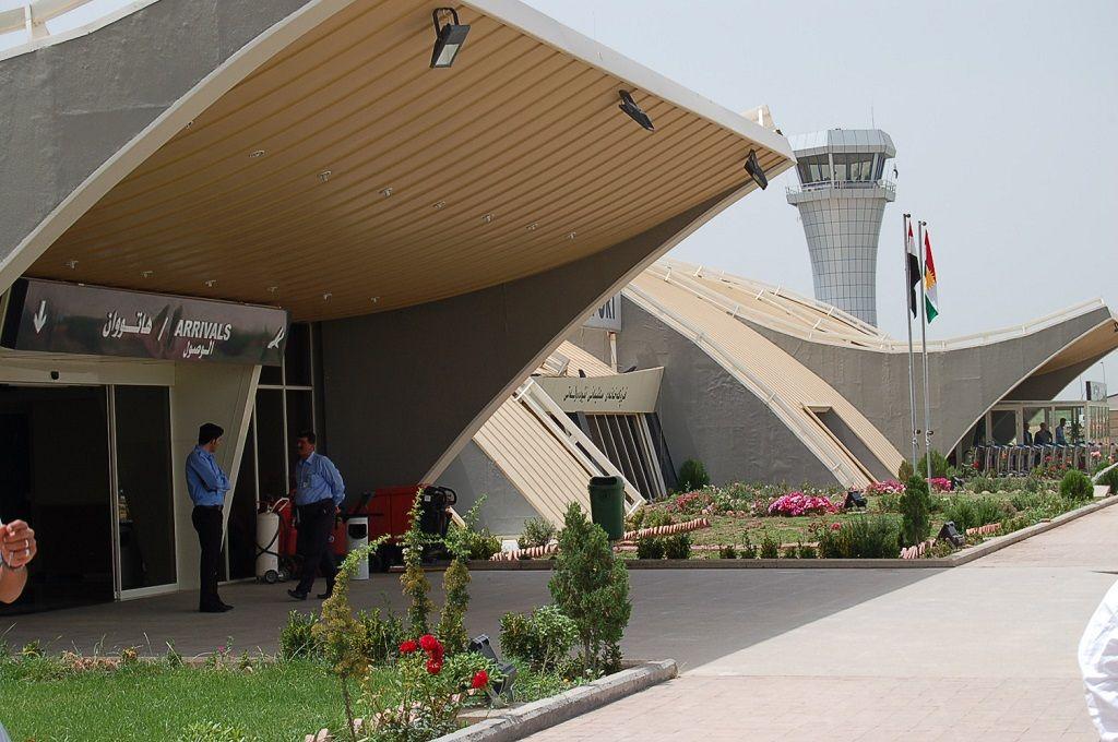 فرودگاه اصلی سلیمانیه