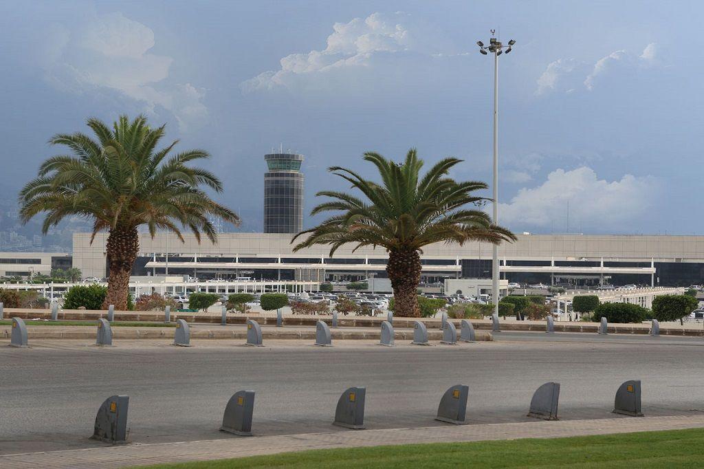 فرودگاه اصلی بیروت