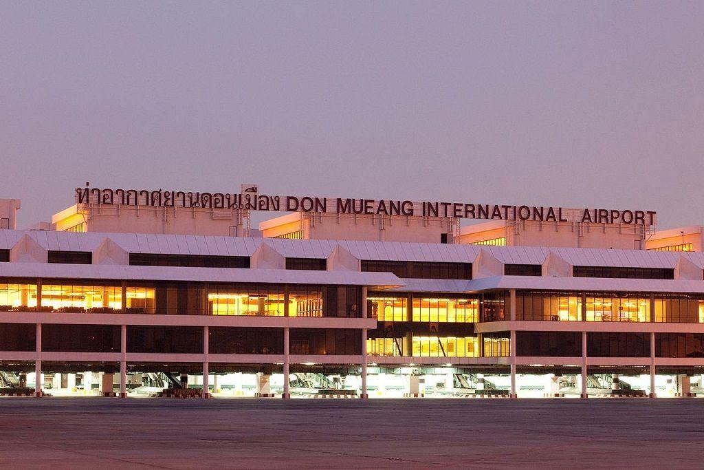 فرودگاه بانکوک