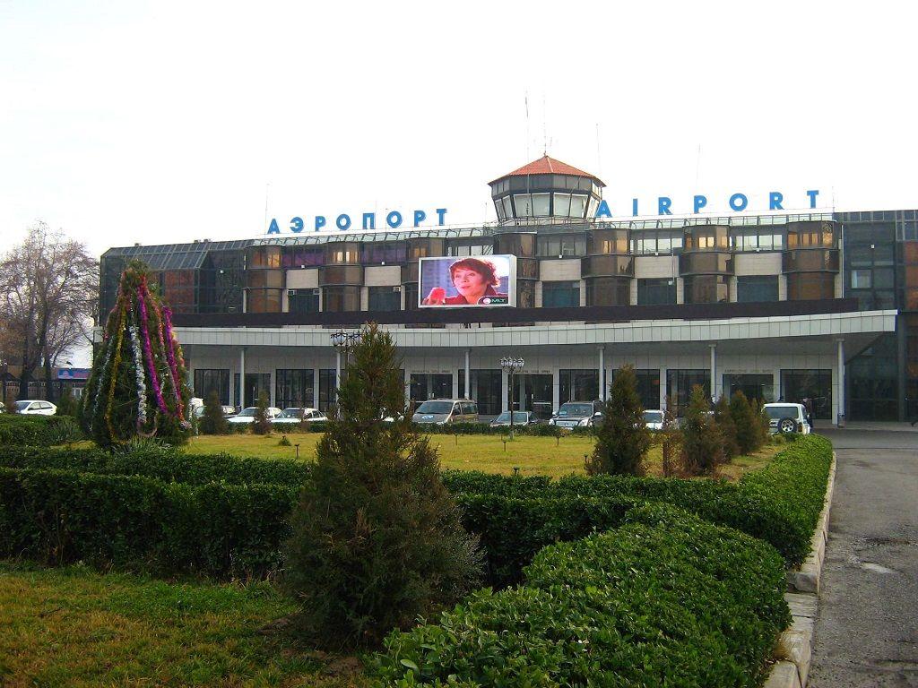فرودگاه تاشکند