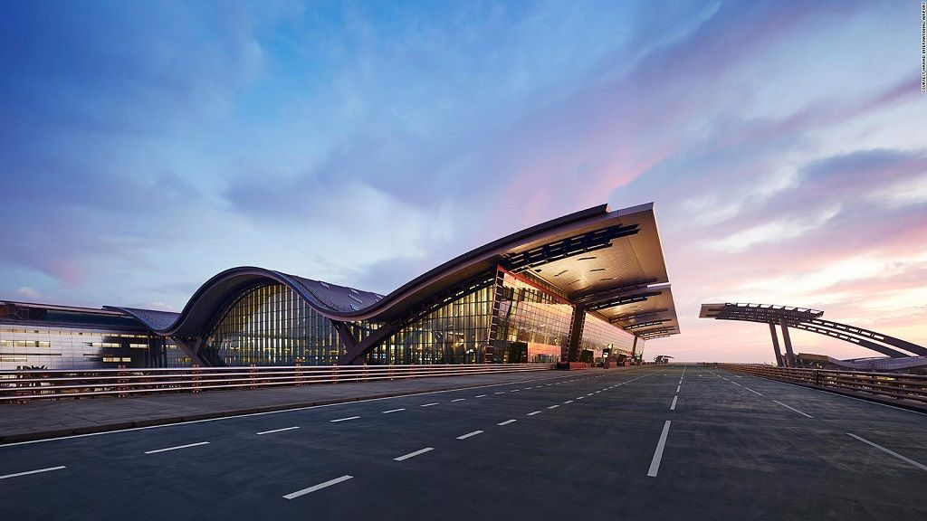 فرودگاه اصلی دوحه