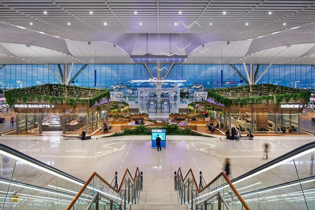 فرودگاه اصلی سئول
