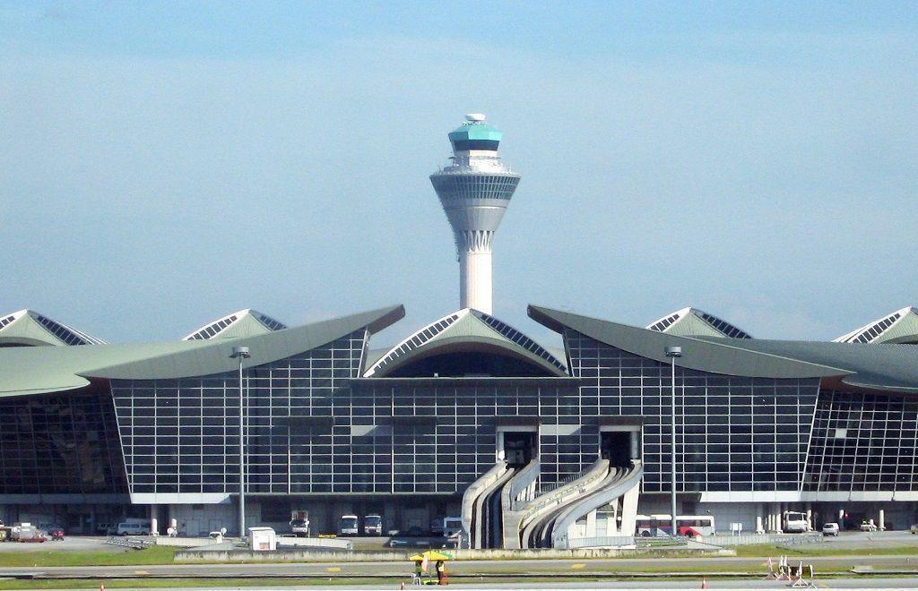 فرودگاه اصلی کوالالامپور