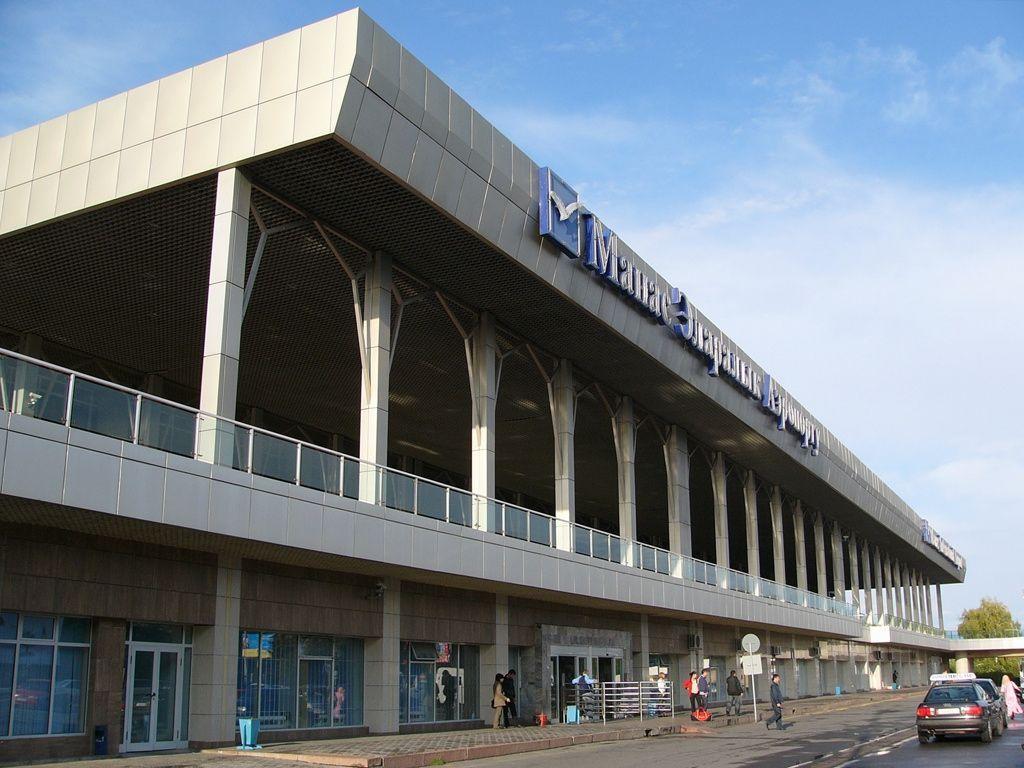فرودگاه اصلی بیشکک