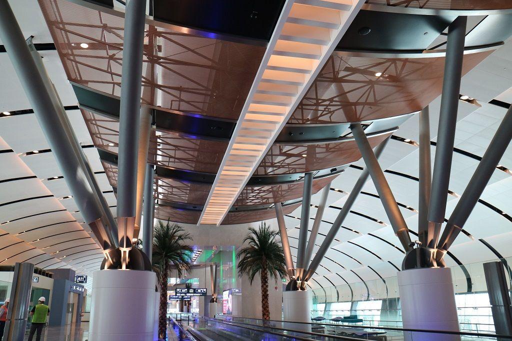 فرودگاه اصلی مسقط