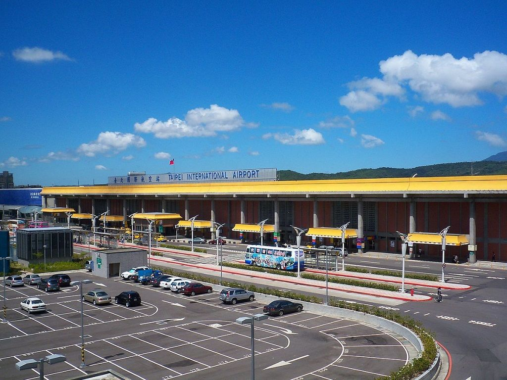 فرودگاه اصلی تایپه