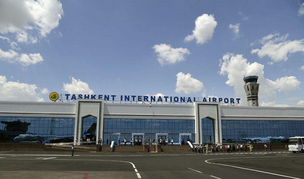 فرودگاه اصلی تاشکند