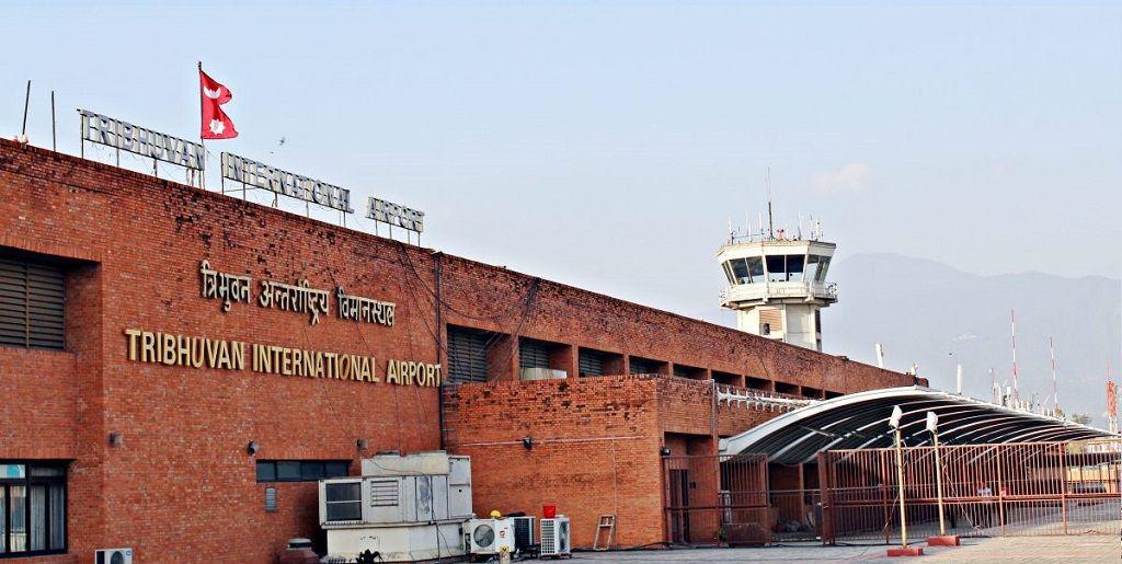فرودگاه اصلی نپال