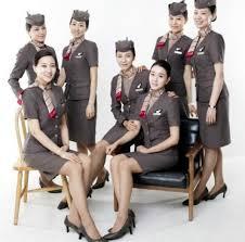 مهمانداران هواپیمایی آسیانا ایرلاینز کره جنوبی Asiana Airlines
