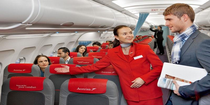 درباره هواپیمایی اتریشی اتریش Austrian Airlines