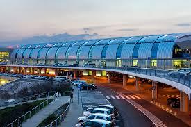 نمایی از فرودگاه فرنک لیست بوداپست