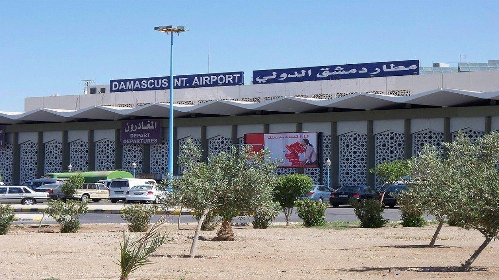 فرودگاه اصلی دمشق
