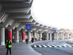 نمایی از فرودگاه هواری بومدین الجزیره
