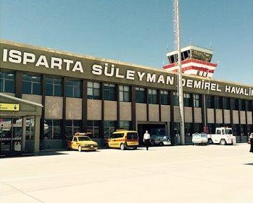 فرودگاه اسپارتا